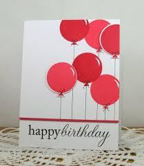 creative and beautiful handmade birthday card images