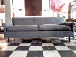 Modern Sofas Houston Furniture Clyde Bench Seat Sofa Modern Sofas Dot Along With