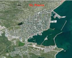 map of st and miquelon the basques of and miquelon geocurrents