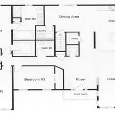 7 bedroom house plans 16 7 bedroom open floor plans 1 bedroom open floor plans 8