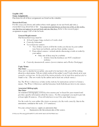 Examples Of Biography Essays 14 Biography Paper Examples Scholarship Letter
