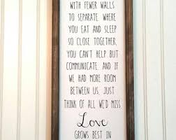 small house quote etsy