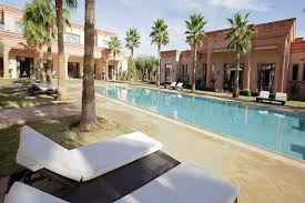moroccan luxury villa with pool to rent in marrakech suitable for