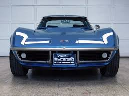 1969 corvette stingray for sale 1969 chevrolet corvette stingray for sale 42 used cars from 8 600