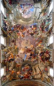 baroque and rococo art in italy and france