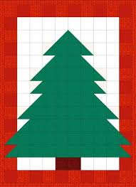 christmas tree quilt with applique birds and garlands new quilters