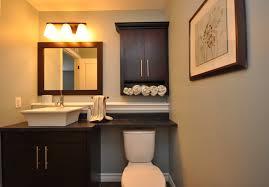 Over The Door Bathroom Organizer High White Wooden Cabinet With Wooden Shelf And Double Door Over