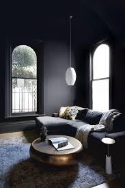 design inspiration for the new year dark u0026 dramatic apartment34