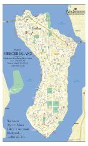 mercer map mercer island map mercer island pulse