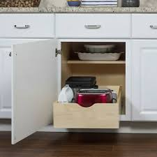 36 inch kitchen base cabinets with drawers real wood roll out drawer for 27 inch base cabinet kitchen pull out tray 27 843512056123 ebay