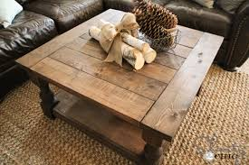 Wood Coffee Table Designs Plans by Ana White Corona Coffee Table Square Diy Projects