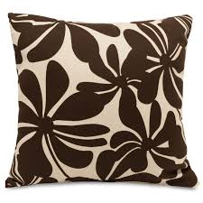 Home Goods Decorative Pillows by Brown Pillows Brown Pillow Cover 18x18 Or 20x20 Inch Solid