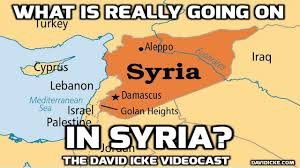 what is really going on in syria the david icke videocast