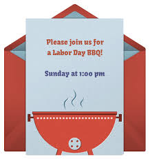 online invitations labor day online invitations