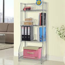 Display Shelving by Amazon Com Langria 4 Tier Wire Storage Rack Shelving Unit