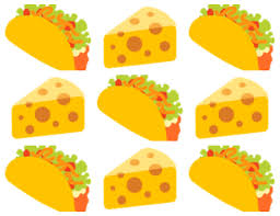 cheese emoji android 6 0 1 emoji update finally brings the taco emoji u0026 the