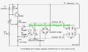 6 volts motorcycle regulator techy at day blogger at noon and
