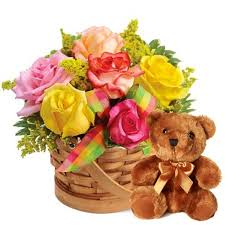 teddy gram delivery teddy delivery teddy with roses bouquets