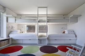 Space Saving Beds  Bedrooms - Suspended bunk beds