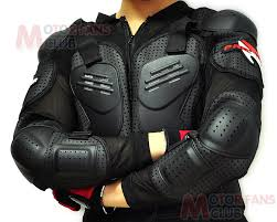 fox motocross jacket motocross armor motorcycle ebay