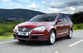 volkswagen golf estate review 2007 2009 parkers