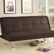 loveseat futons you u0027ll love wayfair