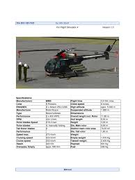 bo manual aircraft configurations aviation