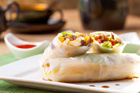 rice paper wrap rice paper vegetarian rolls recipe healthy summer rolls