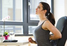 Neck Exercises At Desk 14 Everyday Habits Setting You Up For Big Time Back Pain Prevention