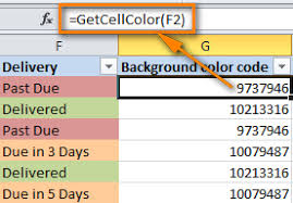 how to count by color and sum by color in excel 2010 2013 and 2016