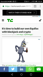 time to build it u0027s time to build our own equifax with blackjack and crypto