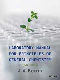 laboratory manual for principles of general chemistry 10th