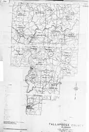 Map Of Alabama Counties Tallapoosa County Alabama Usgenweb Archives