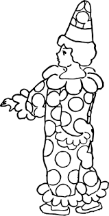 clown coloring pages 3 coloring pages print