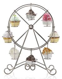 cup cake holder ferris wheel cupcake holder