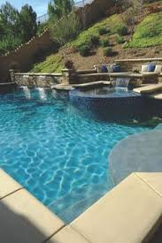 Backyard Pool Pictures Sloped Backyard Pool Ideas Home Pinterest Sloped Backyard
