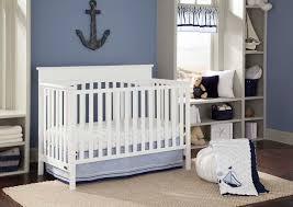 Graco Charleston Classic Convertible Crib Classic White 58 Graco Crib Toddler Rail Graco Graco 4 In 1