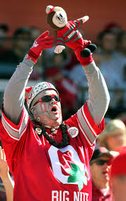 ohio state buckeye fan many ohio state fans remain steadfast in support of jim tressel