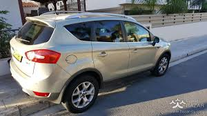 ford kuga 2008 hatchback 2 0l diesel manual for sale nicosia