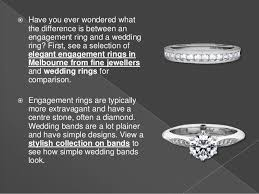 difference between engagement and wedding ring what is the difference between a wedding ring and an engagement ring