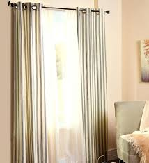 window covering for sliding glass doors curtains for patio doors cortina view in gallery french doors