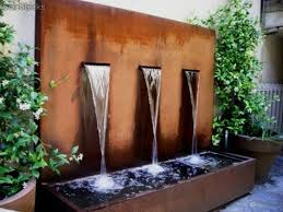water features for backyard features wall features sheer