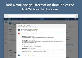 Jira Service Desk Demo Statuspage For Jira Service Desk Devpost