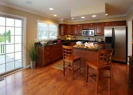 Wood Floors In Kitchen Kitchen Wood Floor In Kitchen Exquisite On Kitchen Wood Floor