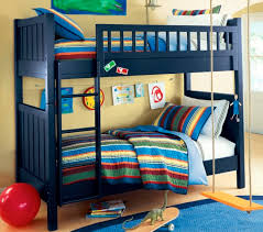 Bunk Bed  Single  Contemporary  Solid Wood CAMP Pottery - Pottery barn kids bunk bed