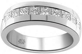 Men Wedding Rings by Man Diamond Wedding Rings Elite Wedding Looks