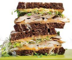 curried turkey sandwich recipe leftovers recipes turkey