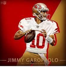 San Francisco 49ers Memes - nfl jimmy garoppolo qb i san francisco 49ers san francisco 49ers