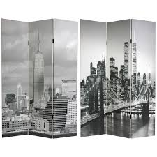 New York Room Divider Buy 6 Ft New York Room Divider Can Ny