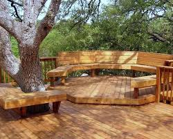 Wood Bench Designs Decks by 51 Best Wood Bench Images On Pinterest Wood Benches Diy Wood